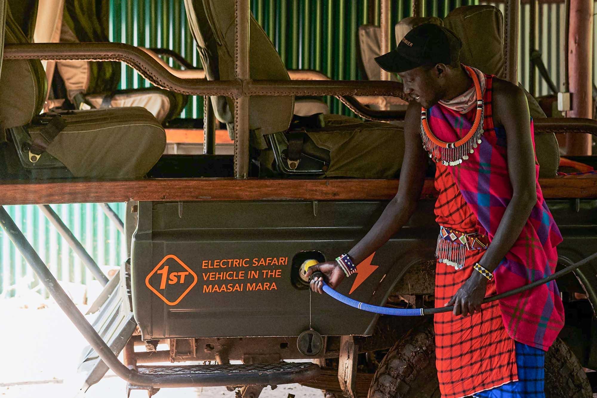 Emboo River Camp Electric Safari