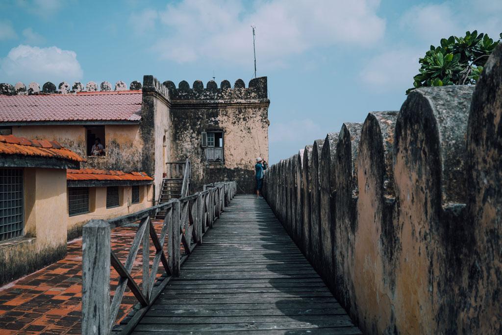 Lamu-Fort-Kenya
