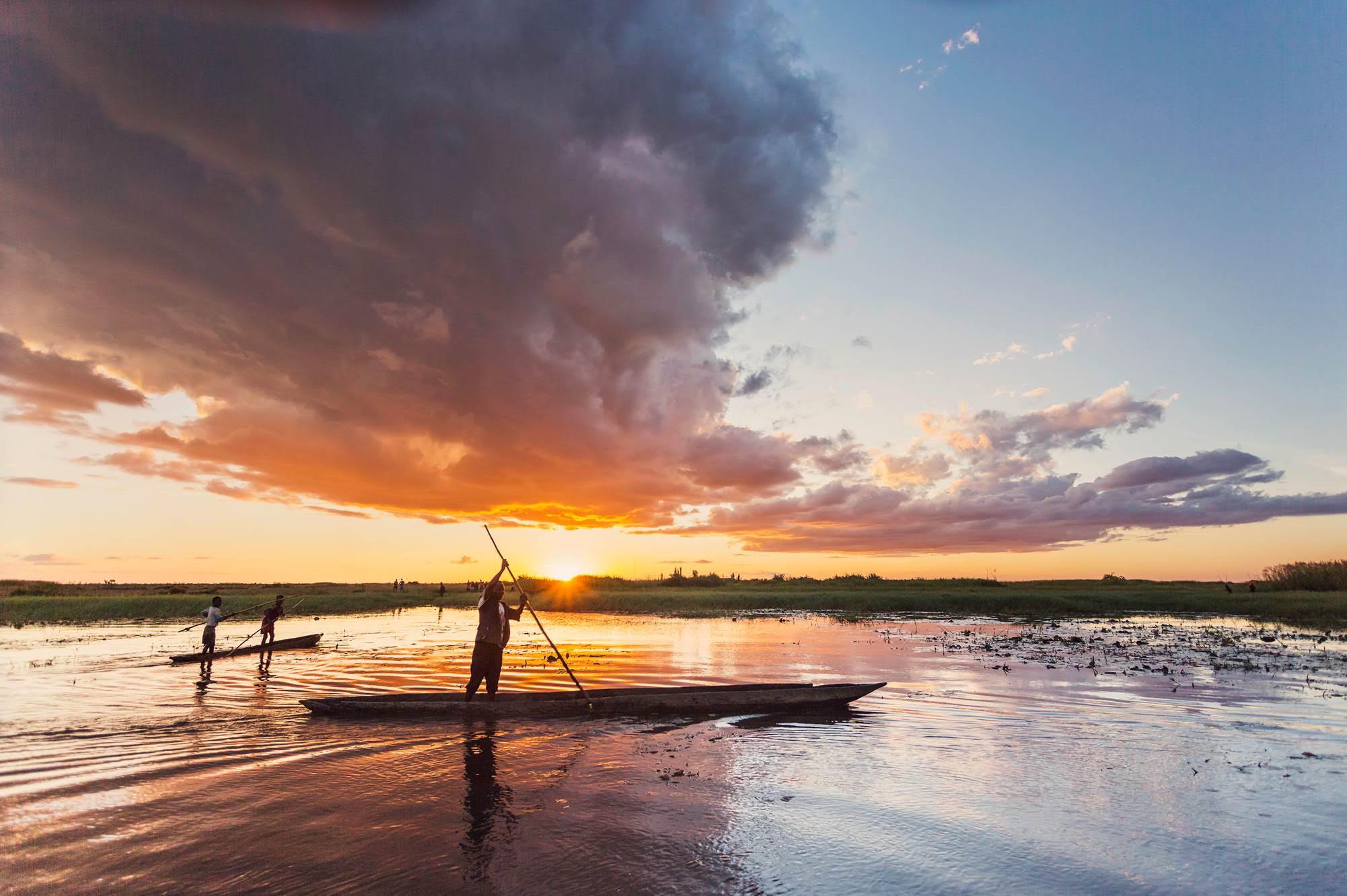 Bangweulu Wetlands Zambia
