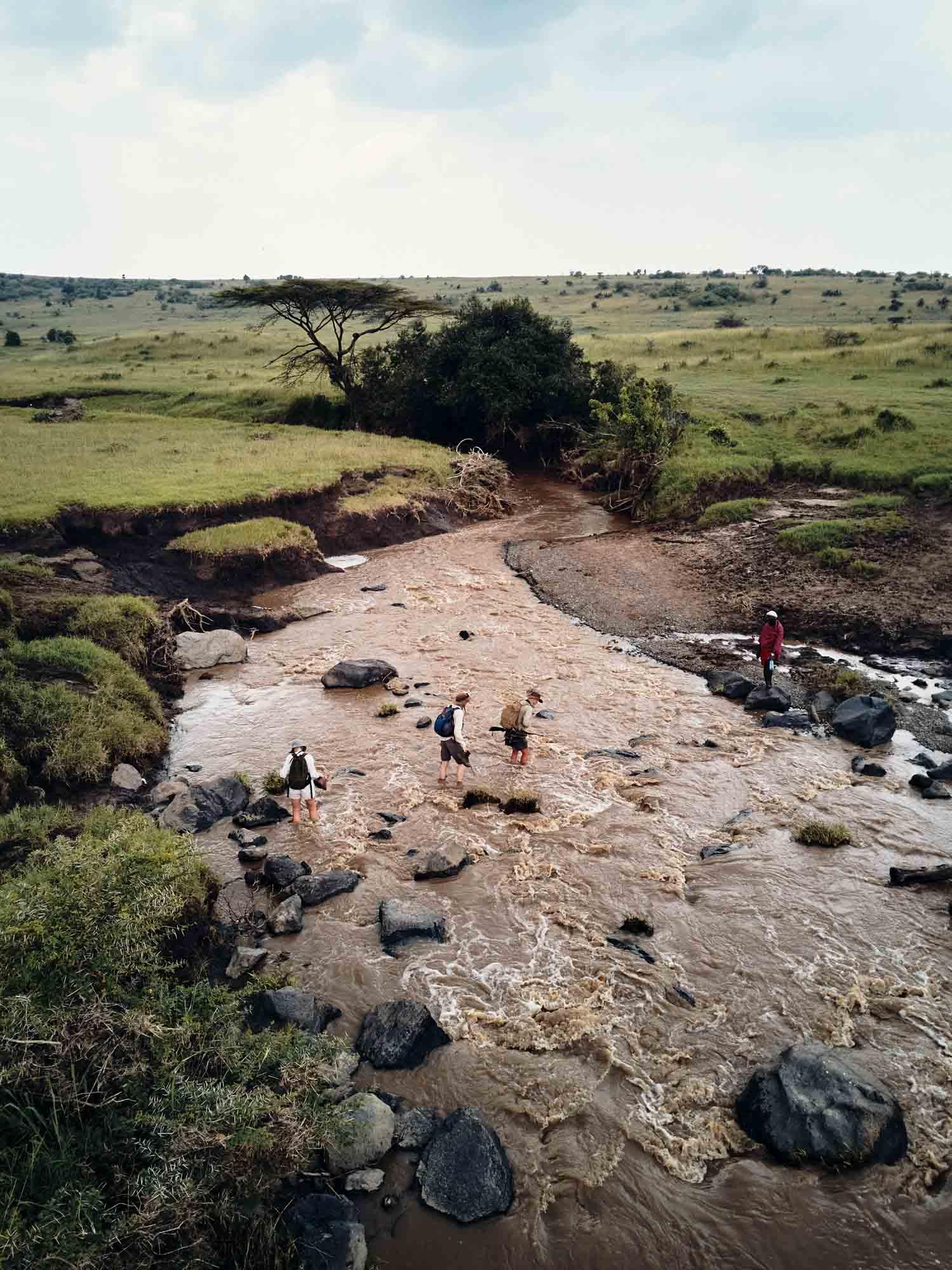 Asilia Kenya Mara Conservancies