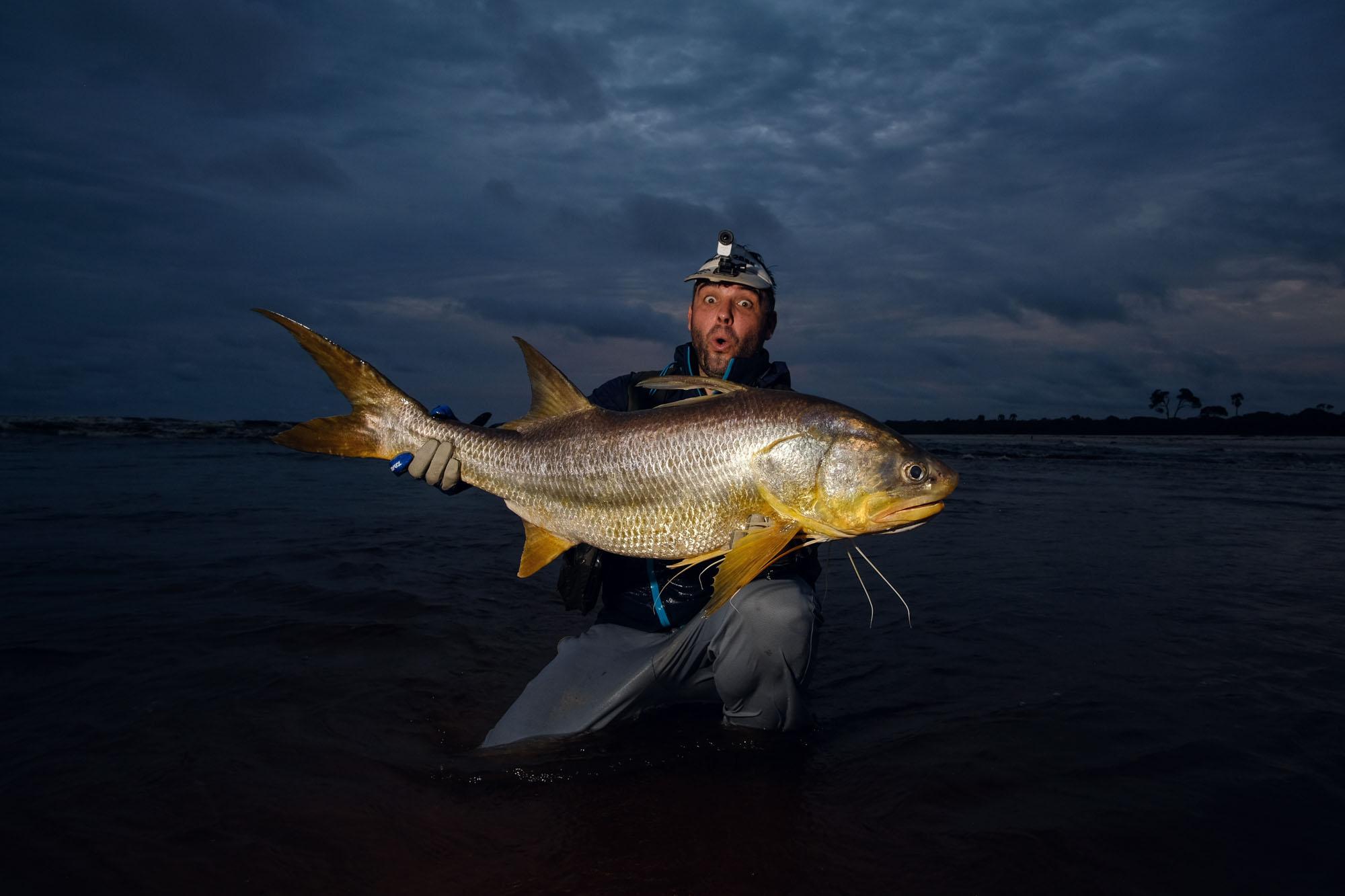 Fishing Gabon