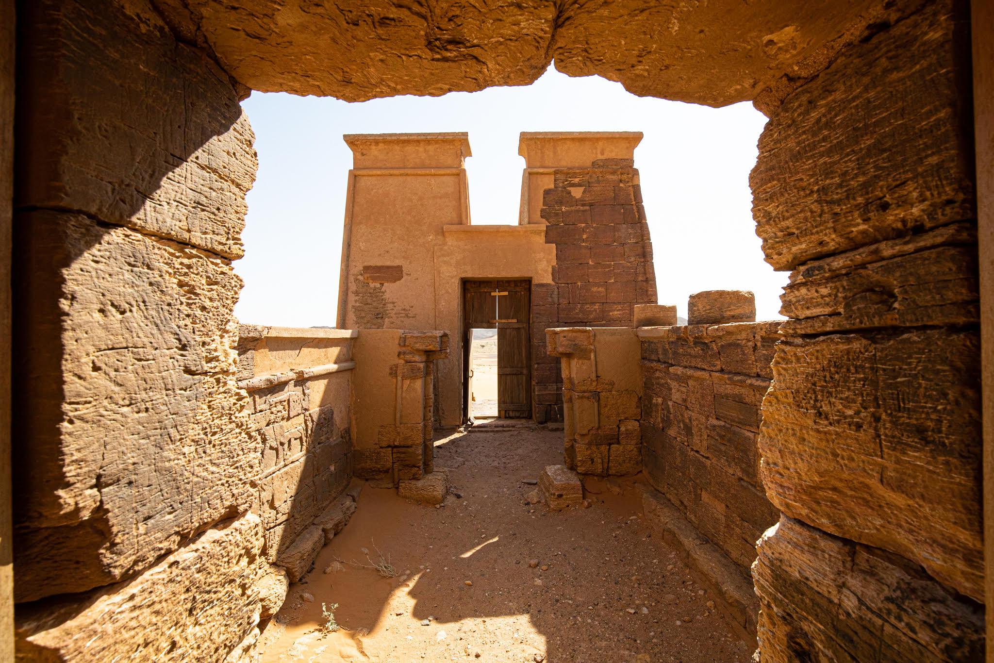 Sudan Pyramids Africa