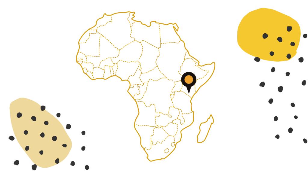 Tsavo Kenya Map