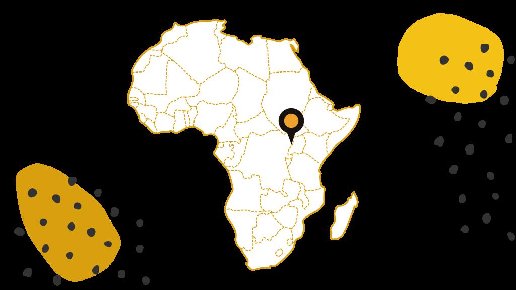 Uganda Rwenzori Map
