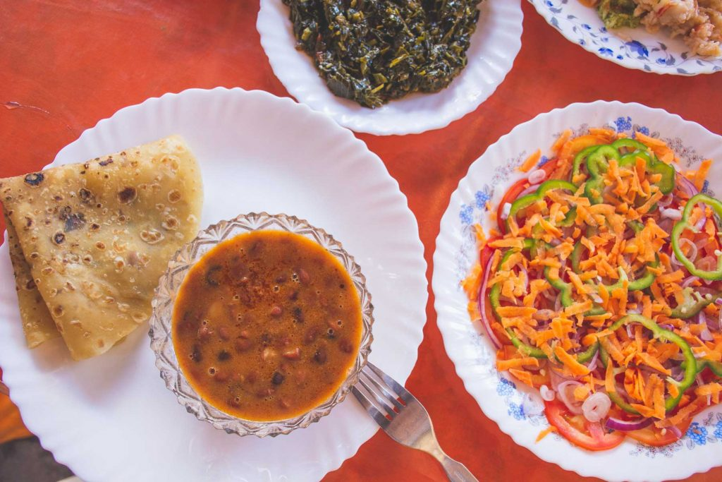 Local food Watamu