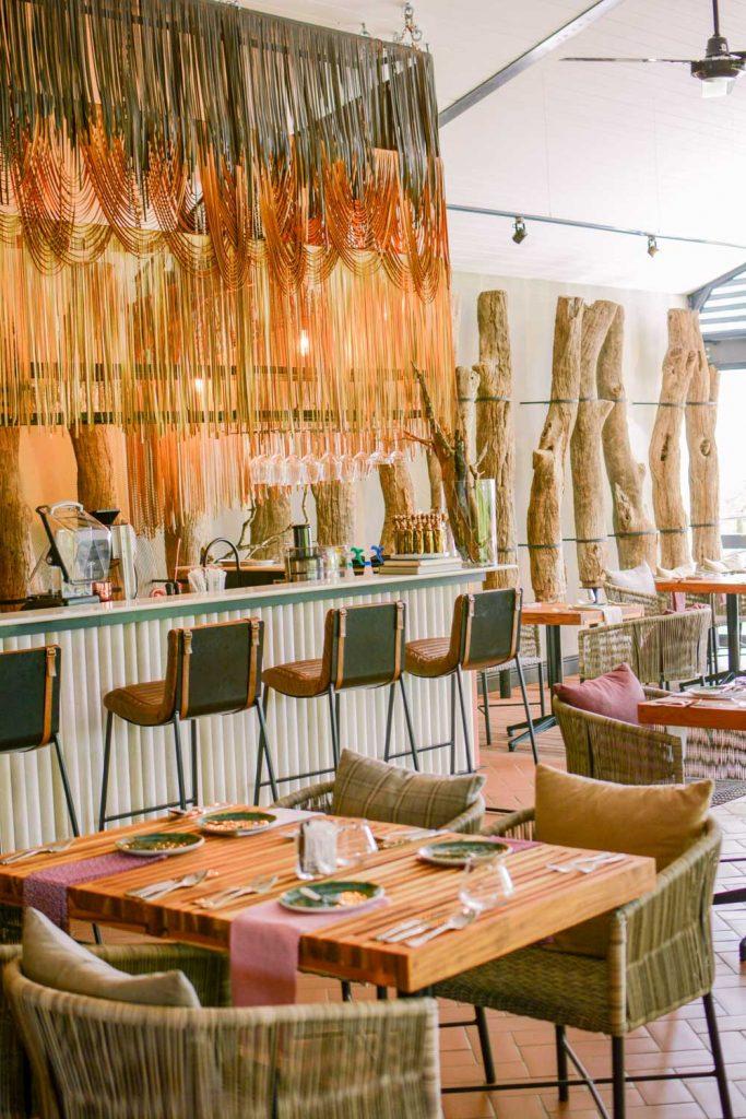 Kruger Shalati Dining