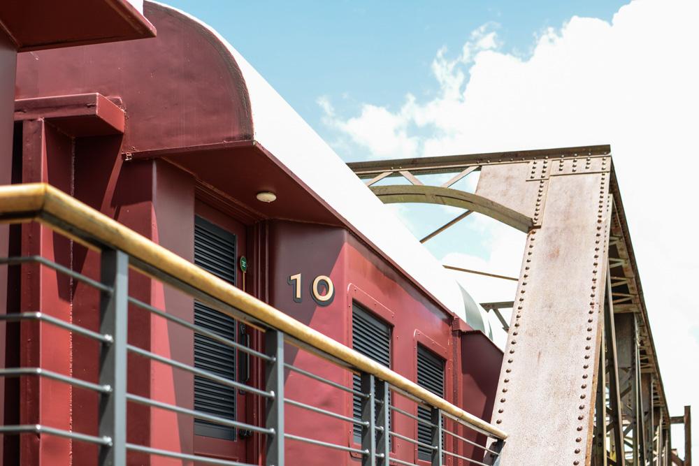Kruger Shalati Old Trains