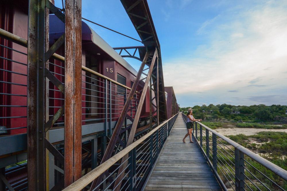 Bridge Hotel Train Kruger
