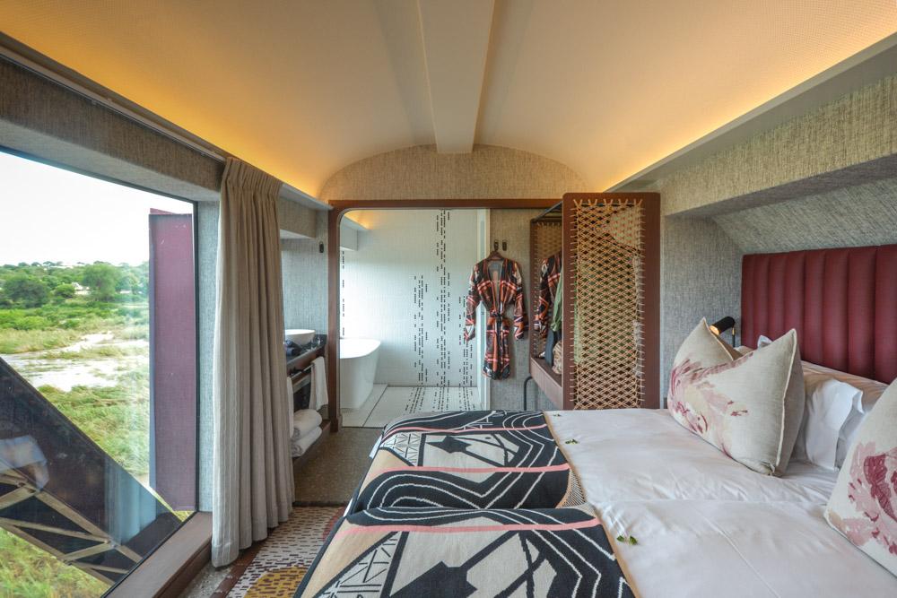 Kruger Shalati Hotel Room