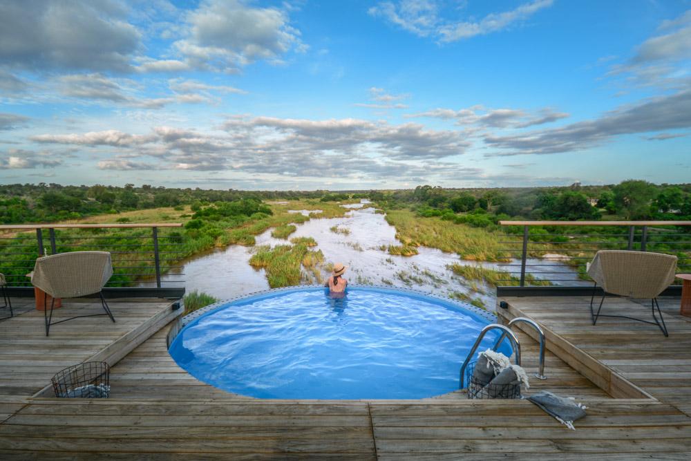 Pool Kruger Shalati