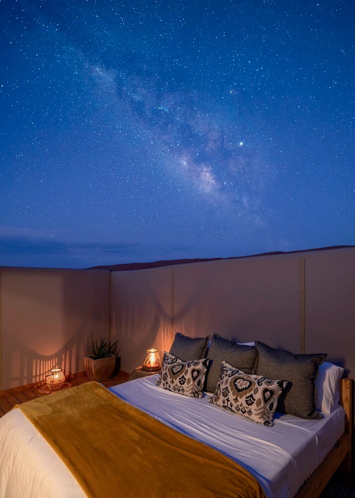 Starbeds at Kwessi Dunes