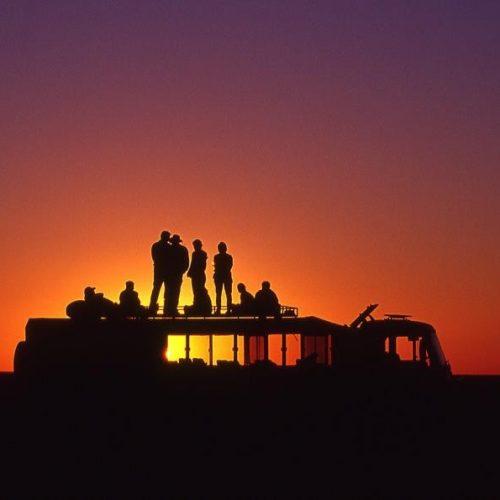 overland safari ja